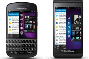 Blackberrys New Phone Lineup