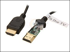 HDMI® Cable with RedMere® Technology