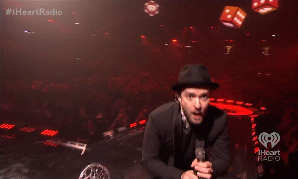 GmaNsWorlD.com - Justin Timberlake LIve iHeart Radio Music Fest
