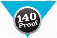 140 Proof Logo on GmaNsWorlD.com