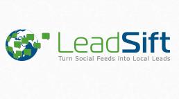 LeadSift Logo on GmaNsWorlD.com