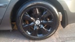 2009 Honda Accord Blacked Out Rims @ GmaNsWorlD.com