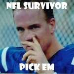 NFL Survivor Pickem - GmaNsWorlD.com
