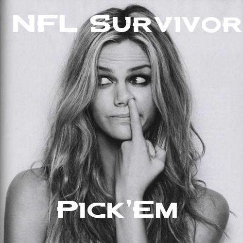 NFL Survivor Pick'Em
